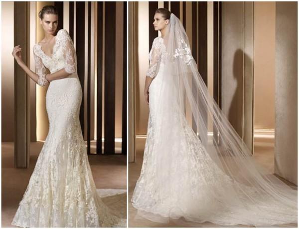 Vestido de noiva Alexia - Elie Saab